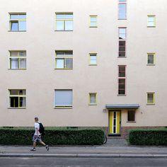 Wohnstadt Carl Legien    Bruno Taut / Franz Hillinger 1928-30