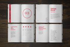 Field Guide on Editorial Design Served