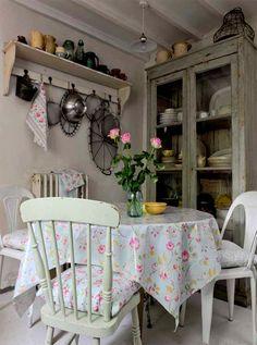 Weekend Breakfast Table from Dotty Brown