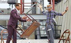 'Suits': Gabriel Macht and Patrick J. Adams banter about new season | EW.com
