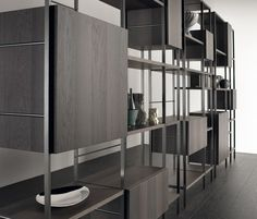 Outline - Shelving modules by Acerbis | Architonic