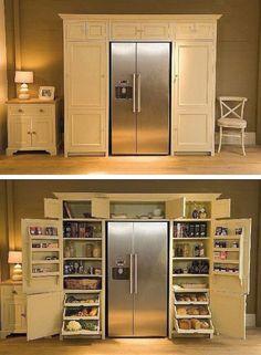 #KitchenLayout #kitchencabinets #kitchenstorage #kitchenorganization