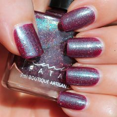 Femme Fatale Cosmetics - The Last Great Fire-Drake (There & Back Again Collection)
