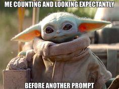 Star Wars Mandalorian The Child Plush Toy Baby Yoda Mattel Now! Star Wars Baby, Yoda Species, What Species Is Yoda, Yoda Images, Yoda Quotes, Yoda Meme, Yoda Funny, Cuadros Star Wars, Baby Groot