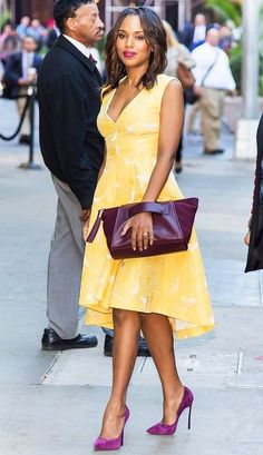 Kerry Washington @luvrumcake