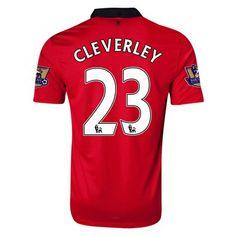 camisetas Cleverley manchester united 2014 primera equipacion http://www.camisetascopadomundo2014.com/