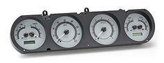 1964-1967 Pontiac GTO gauges Dakota Digital VHX Dash Gauge lemans tempest
