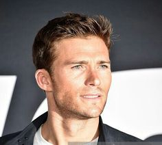 Scott Eastwood At  The Fate Of The Furious Premier In NY.
