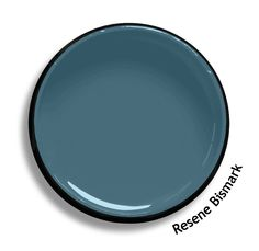 Resene Bismark is a military blue, greyed and heavy. From the Resene BS5252 colours collection. Try a Resene testpot or view a physical sample at your Resene ColorShop or Reseller before making your final colour choice. www.resene.co.nz