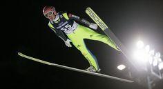 Der deutsche Skispringer Severin Freund sprang beim FIS Weltcup im Skispringen in Willingen / Hochsauerland auf das Siegertreppchen. http://blog.ks-fotografie.net/pressefotografie/skispringen-fis-weltcup-willingen-2016-fotojournalist/