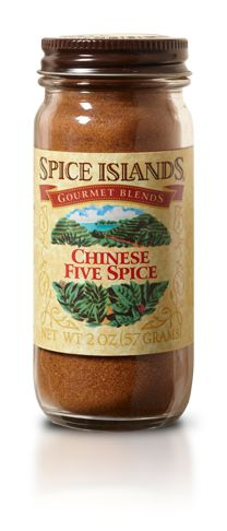 Five Spice powder is my new favorite seasoning. It's amazing in turkey meatballs and on sweet potato fries. What should I try next?