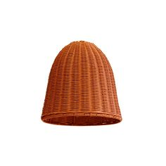 Small Pendant Light Shade Tangerine