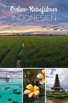 Online Reiseführer INDONESIEN von LANDMARK