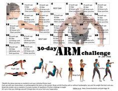 30 Day Challenge: Arm