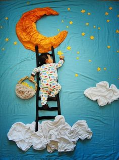 Mom Makes Her Baby's Dreams Come To Life In Series Of Magical Photos