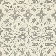 Zoffany - Luxury Fabric and Wallpaper Design | Products | British/UK Fabric and Wallpapers | Saffron Walden Tracery (ZAMW310483) | Arden Wallpapers by Melissa White