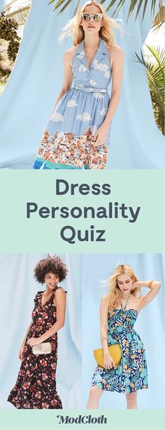 Outfit Your Identity: A Dress Personality Quiz - - Outfit Your Identity: A Dress Personality Quiz – Source by modcloth Personal Style Quiz, My Style Quiz, Casual Dresses, Dresses For Work, Suspender Dress, Tee Dress, Comfortable Outfits, Maternity Fashion, Modcloth