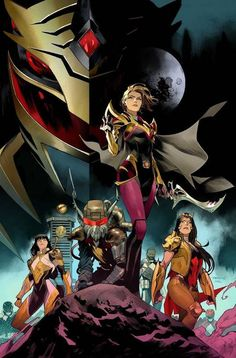 Power Rangers Fan Art, Power Rangers Comic, Gi Joe, Dan Mora, Lord Drakkon, Art Of Dan, Pawer Rangers, Sarada Uchiha, Mighty Morphin Power Rangers