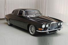 Flott fürs Alter: Jaguar Mark V mit XJR6-Technik