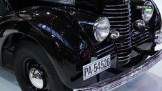 SKODA Superb R8 Antique Cars, Vehicles, Vintage Cars, Car, Vehicle, Tools