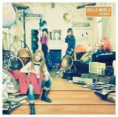 6th Album - 「HELLO WORLD」 Release Date:December 3, 2014