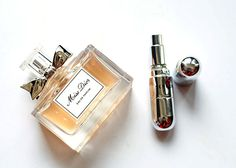 #Atomizer -- Atomizer is basically a small empty perfume bottle. You can fill up your favourite perfume in it and it is perfect to carry around.@ #Sephora SelectCityWalk