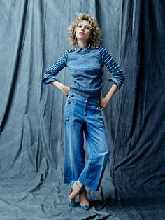 visual optimism; fashion editorials, shows, campaigns & more!: hana jirickova by matthew brookes for skp magazine spring 2015