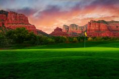 Sedona Golf Resort, Arizona.