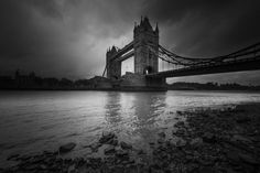 Photo Dark Towers by .Vulture Labs on 500px