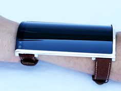 A California startup is crowdfunding a flexible phablet that you strap to your arm and it might not be totally ridiculous. Maybe.