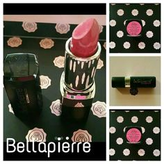 Bellapierre Pink Lip Stick ✨HP✨ Full size Bellapierre lip stick in Pink. Simple but classy. Very high quality makeup. Brand new.  Bundle for discounted prices. Optional gift wrapping on all items purchased. Just please ask. Sephora Makeup Lipstick