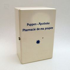 Puppen-Apotheke  Pharmacie - cyan74.com vintage and pop culture