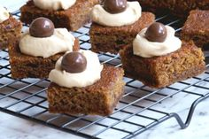 "I feel a bit guilty about this recipe because it's so good and I've been ""sitting"" on it for so long. I haven't been keeping it to myself deliberately, because this re… My Recipes, Sweet Recipes, Baking Recipes, Cookie Recipes, Dessert Recipes, Favorite Recipes, Brownie Recipes, Recipies, Yummy Treats"