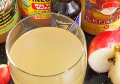 Healing Sugar-Free Apple Cider Drink