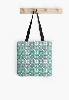 Snowflakes Beach Tote Bag Front Personalized Large