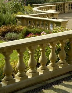 Leicestershire Balustrade
