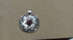 Gümüş madalyon