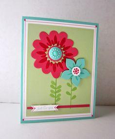 Paper Seedlings: FLOWER DUET