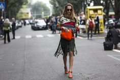 Milan Fashionweek SS2015 day2, outside Emporio Armani