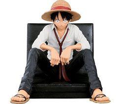 Banpresto One Piece Creator x Creator Monkey D. Luffy Action Figure