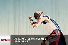 ATNX Photoshop Actions (Special Set) by ATNX Digital on @creativemarket