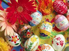 Decorar ovos de galinha: dicas, fotos
