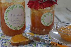 Tapitas y Postres: Mermelada de naranjas cachorreñas