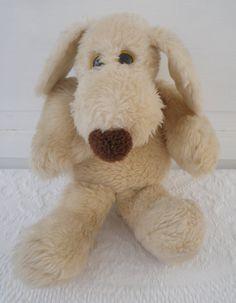 Vintage Le Mutt Plush Floppy Stuffed Animal Dog 14 by TraSheeWomen #LeMutt #FrancescaHoerlein #Franland #vintagetoys #1980s #ilovetheeighties #plush #trasheewomen