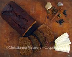 A delicious treat This 'pepper cake' is very popular in theNetherlands, and is known under several other names, likeontbijtkoek(breakfast cake) andkruidkoek(spice cake), or connect…