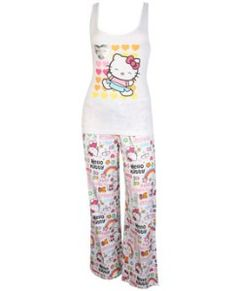#hellokitty #pajamas #teen