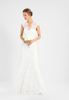 f3cdacd9ead9 Köp IVY & OAK BRIDAL BRIDAL DRESS WITH TAIL - Festklänning - snow white för  2