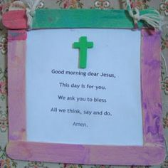 prayer craft