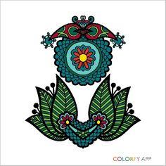 Colorfy orientals