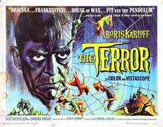 El señor de los bloguiños: El terror (1963) de Roger Corman